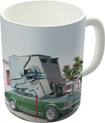 Dreambolic Hybrid Vehicle Ceramic Mug