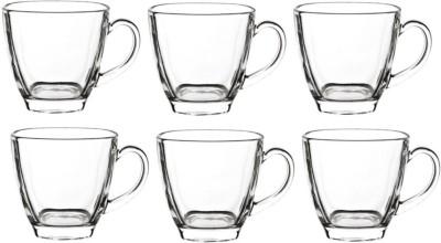 Union Tea Glass Mug