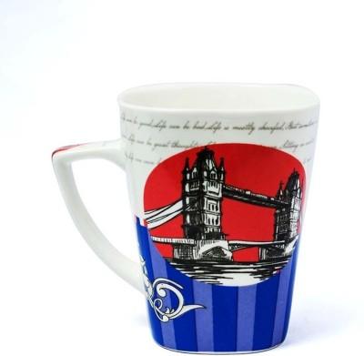 Painting Mantra London Bridge Ceremic Coffee Ceramic Mug