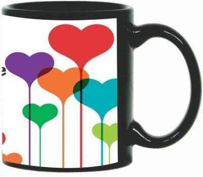 Printland Artful Valentines Day PMBA5251 Ceramic Mug
