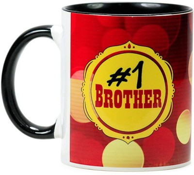 Archies No.1 Brother  Ceramic Mug
