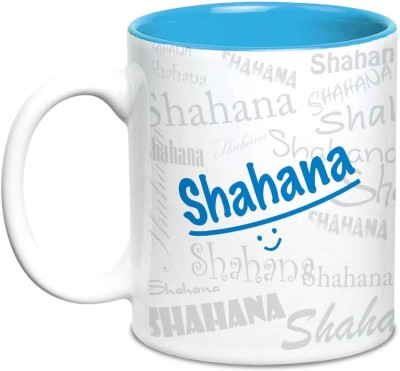 Hot Muggs Me Graffiti - Shahana Ceramic Mug
