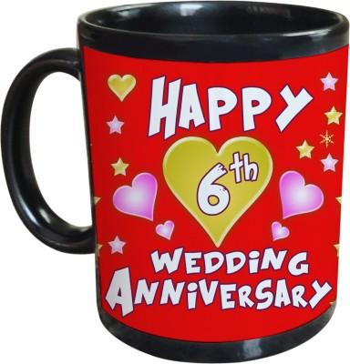 Sajawat Homes 7th Wedding Anniversary Coffee Ceramic Mug