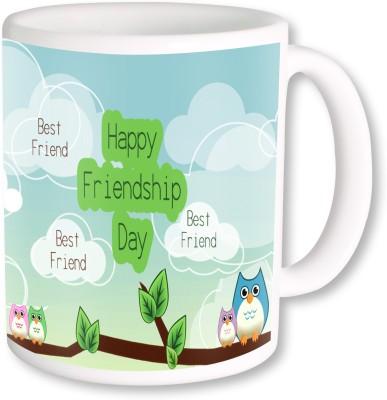 A Plus happy friendship day gifts 06 Ceramic Mug