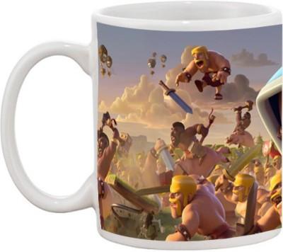 GOS Clash01 Ceramic Mug