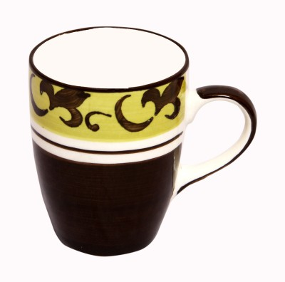 Earthern Blue Ebmg04 Ceramic Mug