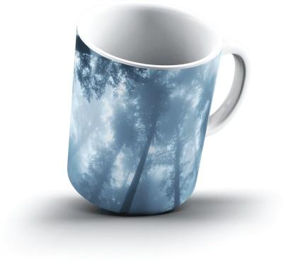 Ucard Landscape752808 Bone China, Ceramic, Porcelain Mug