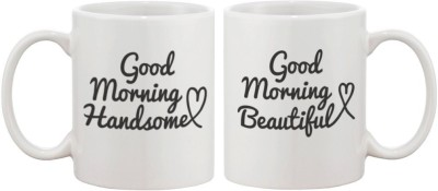 Fantaboy Good Morning - Wedding and Bridal Shower Gifts Ceramic Mug