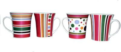 SNYTER The Florocent Magic s Set Ceramic Mug