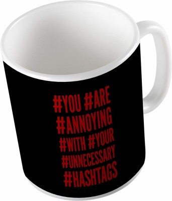 Uptown 18 Coffee 129 Ceramic Mug