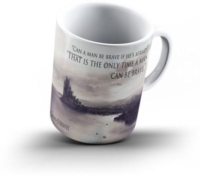 Ucard Game Of Thrones Quote879 Bone China, Ceramic, Porcelain Mug