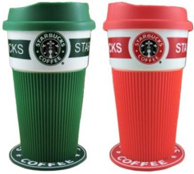 Satyam Kraft Starbucks CP007 Plastic Mug