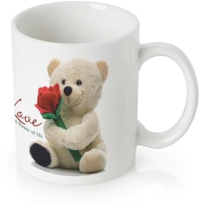 WebPlaza Love You Teddy 107805 Ceramic Mug