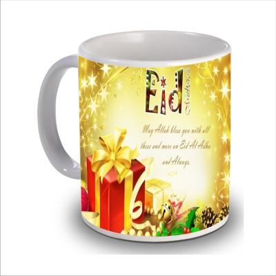 PSK Happy Eid Mubark 26 Ceramic Mug