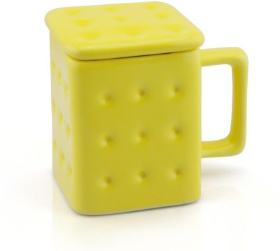 GeekGoodies Biscuit Lemon Ceramic Mug