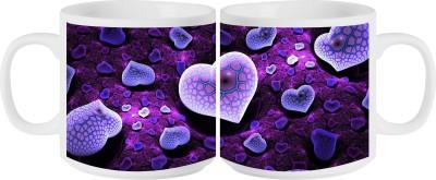 RahKri Heart Ceramic Mug