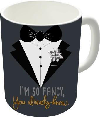 The Fappy Store Fancy Pants Ceramic Mug