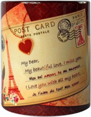 RangRasia Postcard XX CM Ceramic Mug