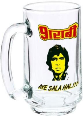 Ek Do Dhai SHARABI Glass Mug