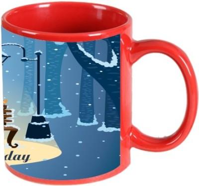 Printland Lamp Post PMR5411 Ceramic Mug
