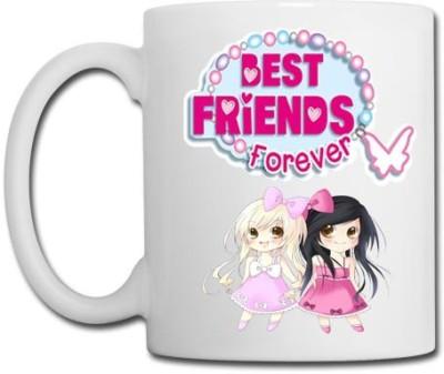 Desicase best friend forever Ceramic Mug