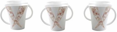WHITE GOLD WG4506 - 431G Porcelain Mug