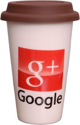 Get social tumbler GOOGLE PLUS Ceramic Mug