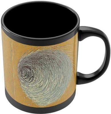 PosterGuy Illusions of Mind   Art Painting Graphic Illustration Ceramic Mug