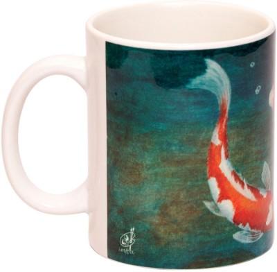 IMFPA Mates Ceramic Mug