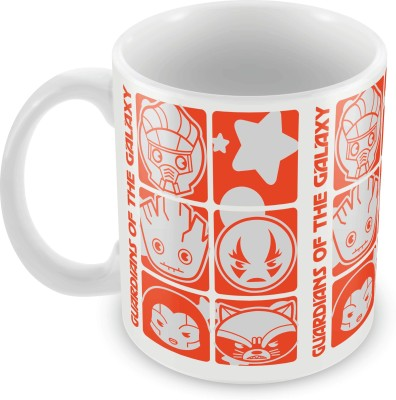 Posterboy Guardians of the galaxy - together (Officially Licensed) Ceramic Mug