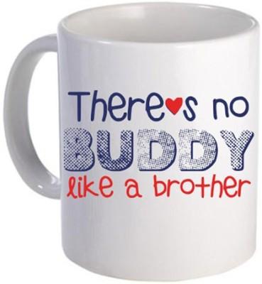 Giftsmate  For Buddy Brother Ceramic Mug