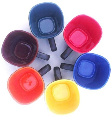 Aarzool Colourful Duo Tone Pottery Mug