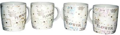SNYTER FLORAL WISHES SET Ceramic Mug