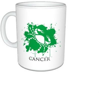 CreativesKart New Zodiac Cancer (F)  Ceramic Mug