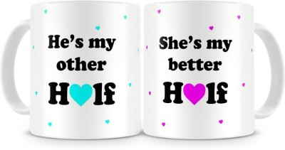 Fantaboy The Most lovable Couples Ceramic Mug