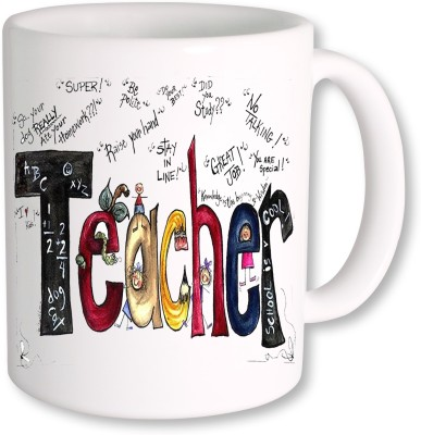 A Plus gifts for teachers day gifts 21 Ceramic Mug