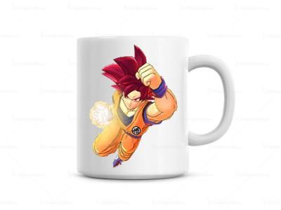 Huppme Dragon Ball Z  Ceramic Mug