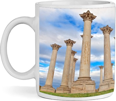 SBBT Blue Sky Ceramic Mug