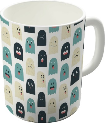 Dreambolic Mood Swings Printed Ceramic Coffee Ceramic Mug