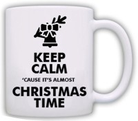 Muggies Magic Bell Ornament Christmas Gift 11 Oz Ceramic-079 Ceramic Mug(325 ml) best price on Flipkart @ Rs. 449