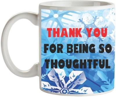 Psk THANK YOU SO MUCH X47 Ceramic Mug