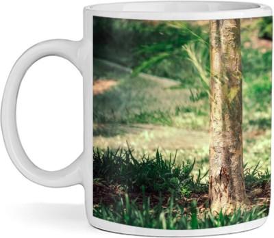 SBBT Tiger in the Jungle Ceramic Mug
