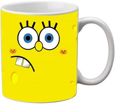 Romanshopping Sponge Bob s Bone China Mug