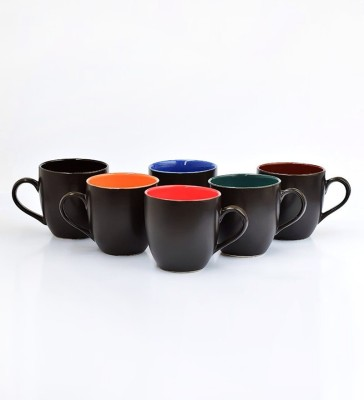 Henry Club MULTI BLACK MINI Ceramic Mug