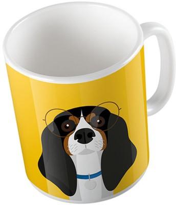 Uptown 18 Coffee 021 Ceramic Mug