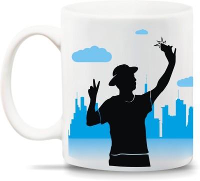 Chipka Ke Bol MUHMUJ1C Ceramic Mug