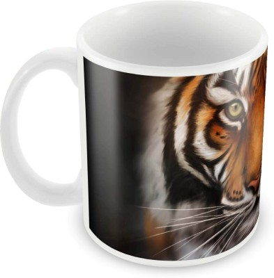 Posterboy Tiger Eyes Ceramic Mug