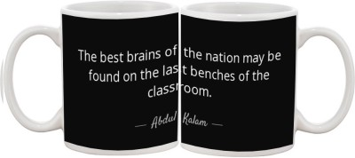 Goonlineshop The Best Brains Ceramic Mug