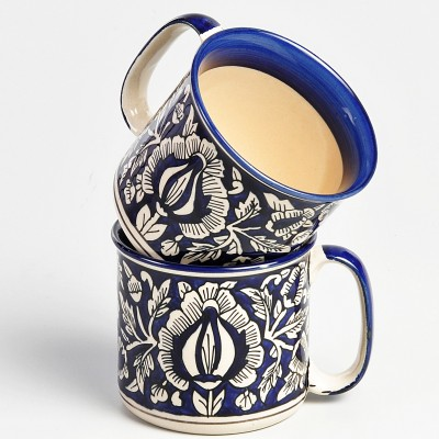 cultural concepts hal Noodles  - Set of 2 Ceramic Mug
