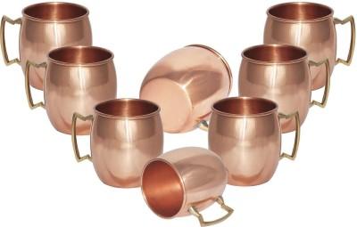AsiaCraft MOSCOWMUG009-8 Copper Mug